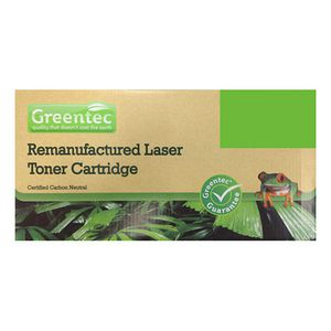 Greentec Toner Cartridge Black 2 Pack Q2612a