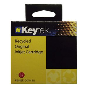 Keytek C6615DA Recycled Original Ink Cartridge Black