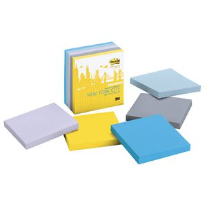 Post-it Super Sticky Notes New York City 5 Pack