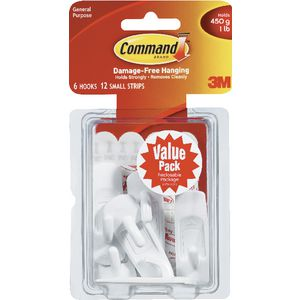 Command Hooks Value Pack Small