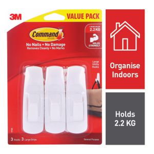 Command Hooks Value Pack Large