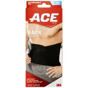 Ace Contoured Back Support