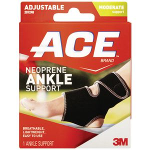 Ace Adjustable Ankle Support