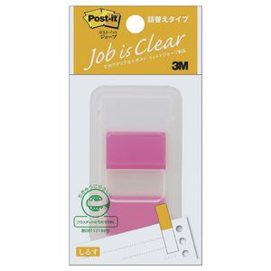 Post-it Flags and Dispenser Pink