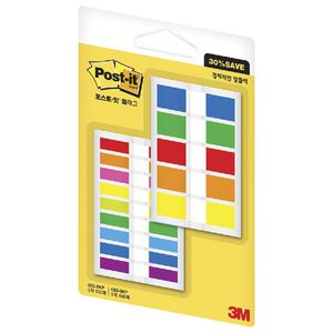 Post-it Portable Mini Flags 14 Pack