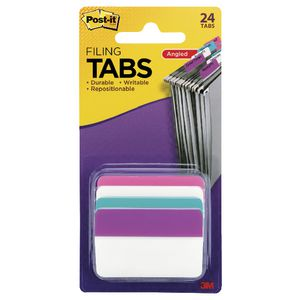 Post-it Tabs 50 x 38mm Assorted