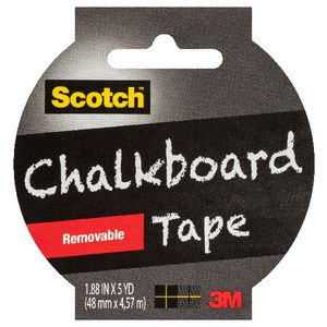 Scotch Chalkboard Tape 48mm x 4.6m