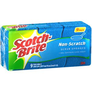 Scotch-Brite Non Scratch Scourer 6 Pack