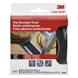 3M Safety Walk Step Ladder Tape Black