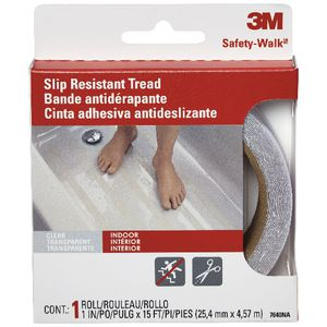 3M Safety Walk Tub and Shower Tape Black