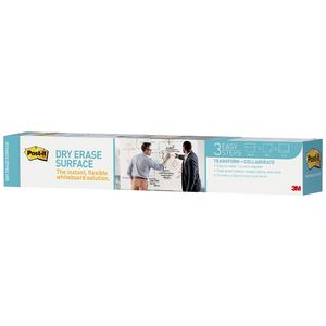 Post-it Dry Erase Surface Adhesive 900 x 600mm