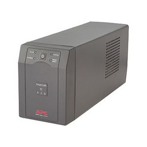 APC Smart UPS SC 260 Watt 420 VA 4 Output Power Supply