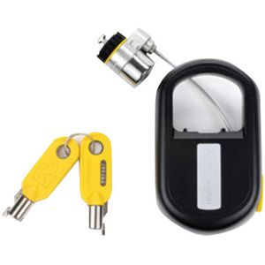 Kensington MicroSaver Retractable Notebook Lock