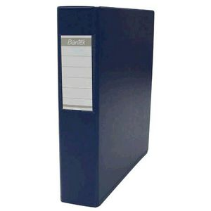 Bantex A4 3 D-Ring Binder 50mm Blue