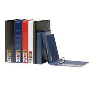 Bantex Insert Binder A4 4 D-Ring 38mm Blue