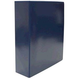 Bantex A4 3 D-Ring Insert Binder 65mm Blue