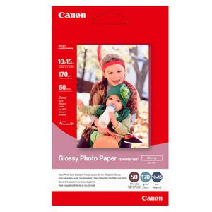 "Canon 4 x 6"" Glossy Photo Paper 50 Pack"