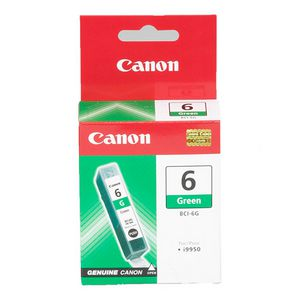 Canon BCI-6 Ink Cartridge Green