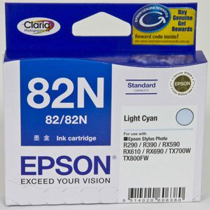 Epson 82N Ink Cartridge Light Cyan