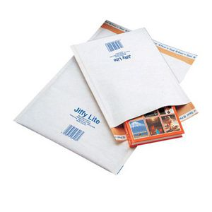 Jiffy Lite Bubble Lined Mailing Bags 215 X 280mm 100 Pack