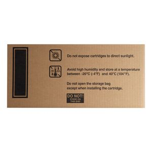 HP Contract Toner Yellow C8552A