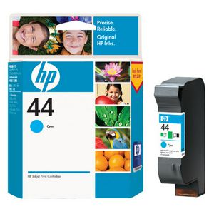 HP 44 Ink Cartridge Cyan