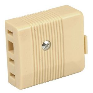 Jackson Modular Telephone Adaptor Socket