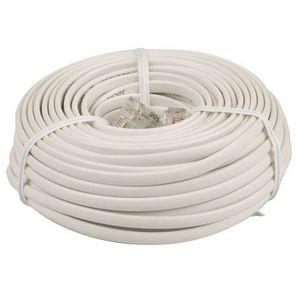 Jackson Modular Extension Lead 15m White