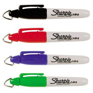 Sharpie Mini Permanent Markers Assorted 4 Pack