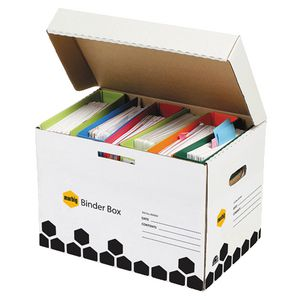 Marbig Archive Binder Box 5 Pack