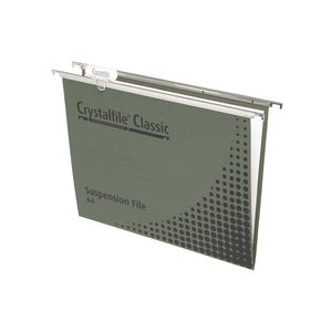Crystalfile A4 Classic Suspension File 20 Pack