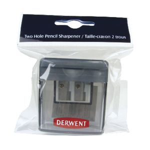 Derwent 2 Hole Sharpener