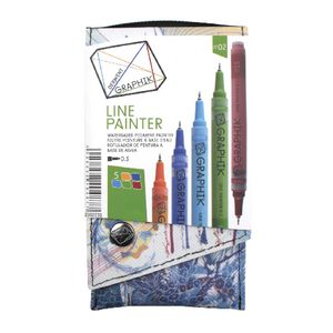 Derwent Graphik Line Painter Palette 2