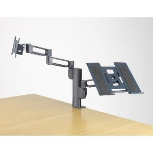 Kensington Dual Monitor Arm with Smartfit