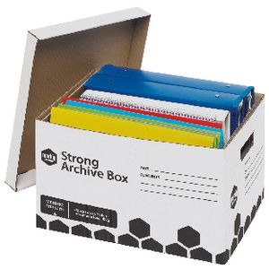 Marbig Strong Archive Box 54 Pack
