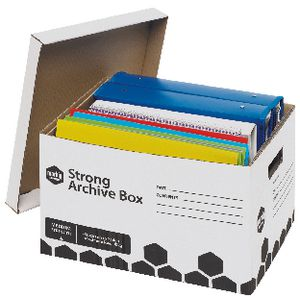 Marbig Strong Archive Box 18 Pack