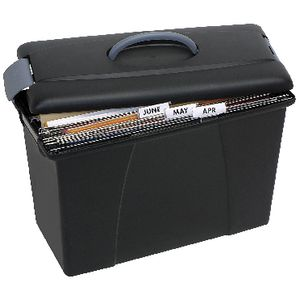 Crystalfile Carry Case Black