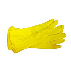 Ultra Touch Rubber Gloves Large