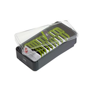 Marbig Pro Series Business Card Filing Box 600 Cards