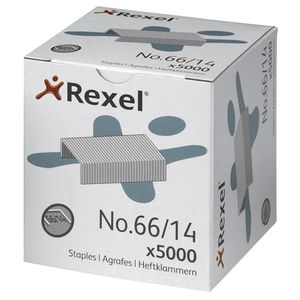 Rexel No. 66 14mm Staples 5000 Pack