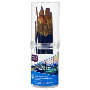 Derwent Academy Taklon Paintbrush Small