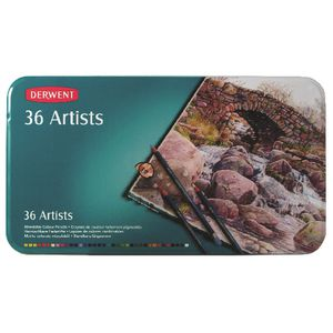 Derwent Artist Pencils 36 Pack