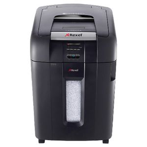 Rexel Stack and Shred 500M Auto Feed Shredder