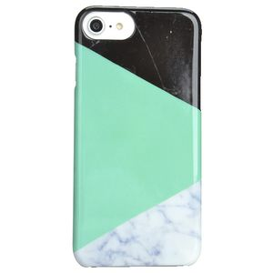 J.Burrows iPhone 7/8 Case Teal Marble
