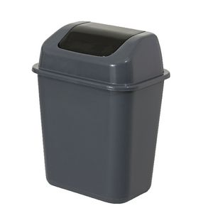 J.Burrows 15L Push Lid Bin