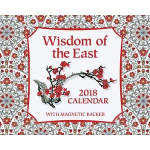 Wisdom of the East 2018 Mini Day to Day Calendar