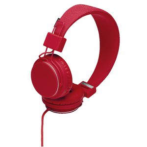Urbanears Plattan On Ear Headphones Tomato