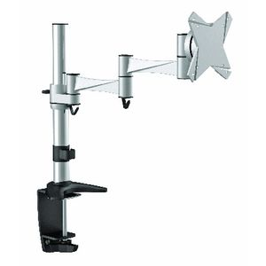 Brateck Single Monitor Stand with Arm Extender