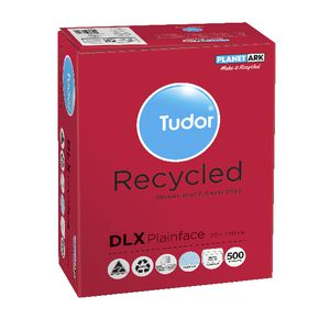 Tudor 60% Recycled DLX Plain Faced Envelopes 500 Pack
