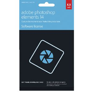 Adobe Photoshop Elements 14 Mac or PC Download
